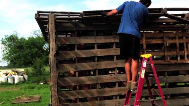 [DIY] How to Build a Chicken Coop